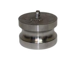 Заглушка (Крышка муфты сливной ЕВРО) TS DP-30AL БРС Камлок (Camlock, Cam-lock, Kamlok)