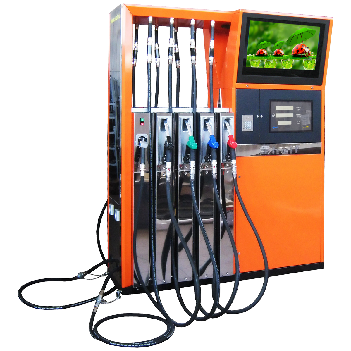 топливораздаточная колонка, трк шельф, купить трк
