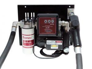 Мини ТРК для перекачки дизельного топлива Benza-24