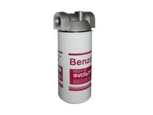 Фильтры ТРК российского предприятия Benza